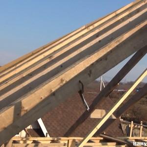 фото: крыша бани