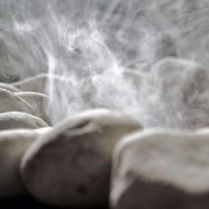 фото: пар в каменки