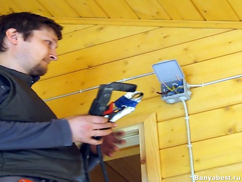 Как провести свет в доме своими руками: видео инструкция 36