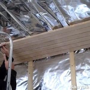 фото: утепление стен из пеноблоков