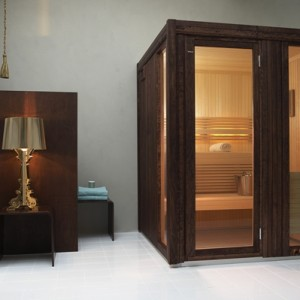 фото: финская баня в квартире
