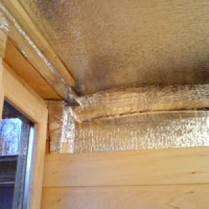 фото: гидроизоляция потолка