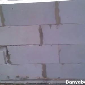 фото: баня из блоков