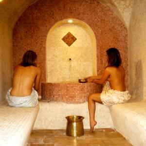 фото: парилка в турецкой бани