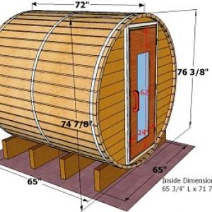 фото: схема бани