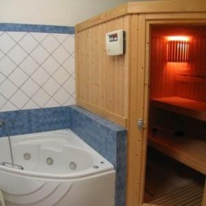 фото: баня в ванной комнате