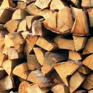 фото: березовые дрова