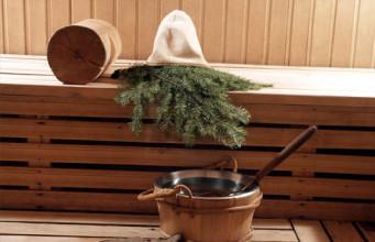 фото: как устроена русская баня