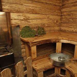 фото: парная в русской бане