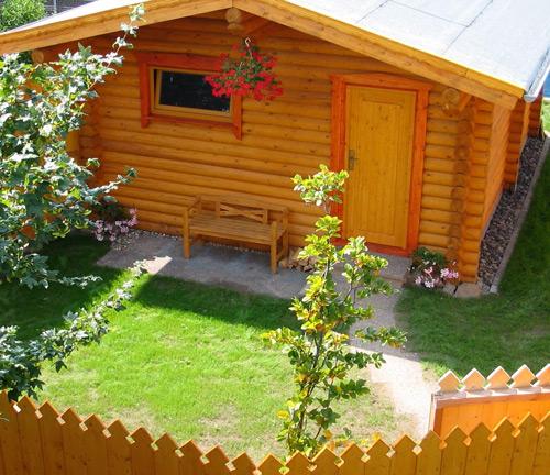 фото: Баня на садовом участке своими руками