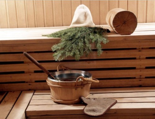 фото: экологичность бани