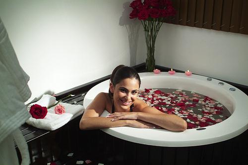 фото: процедура японской бани в домашних условиях