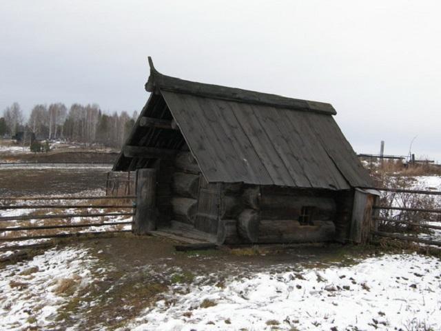 фото: конструкция бани по черному