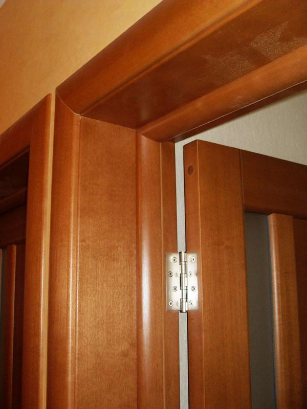 Как установить межкомнатную дверь своими руками с добором