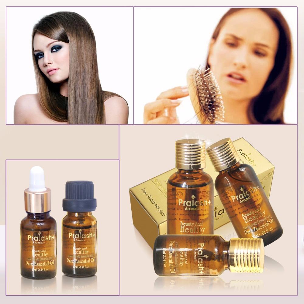 Эфирное масло для роста волос