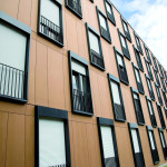 Панели многоквартирных домов