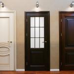 Двери массивные