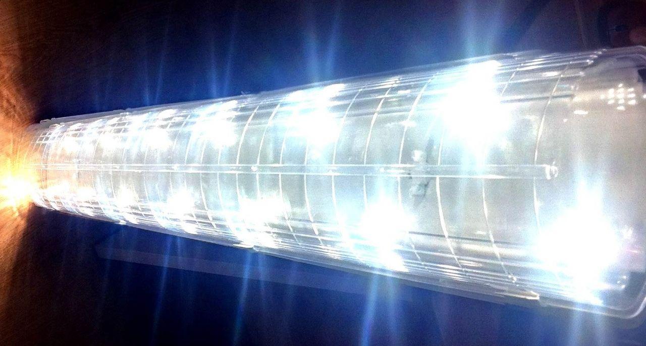 Светодиоидное освещение