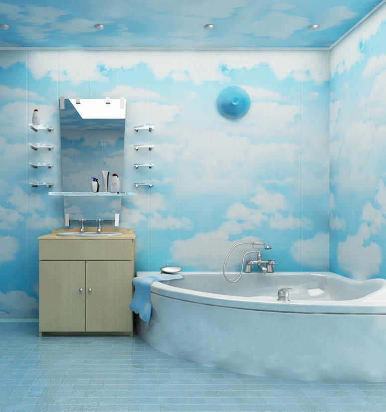 Панели для ванной фото