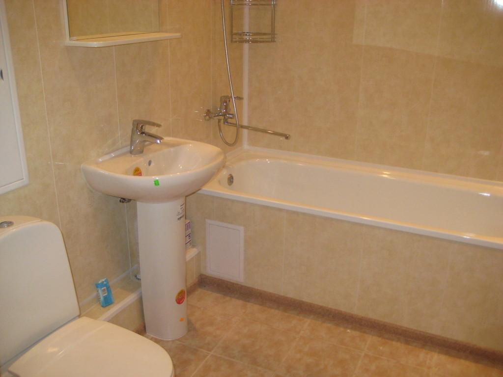 Отделка ванны панелями пвх своими руками фото