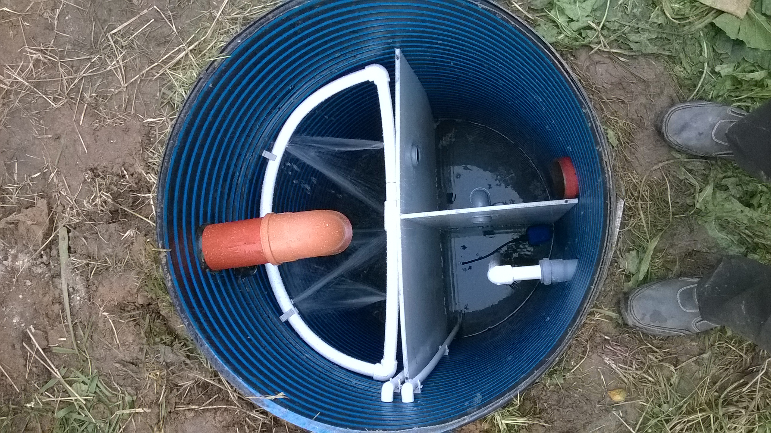 Монтаж канализационных труб - Канализация своими руками 39