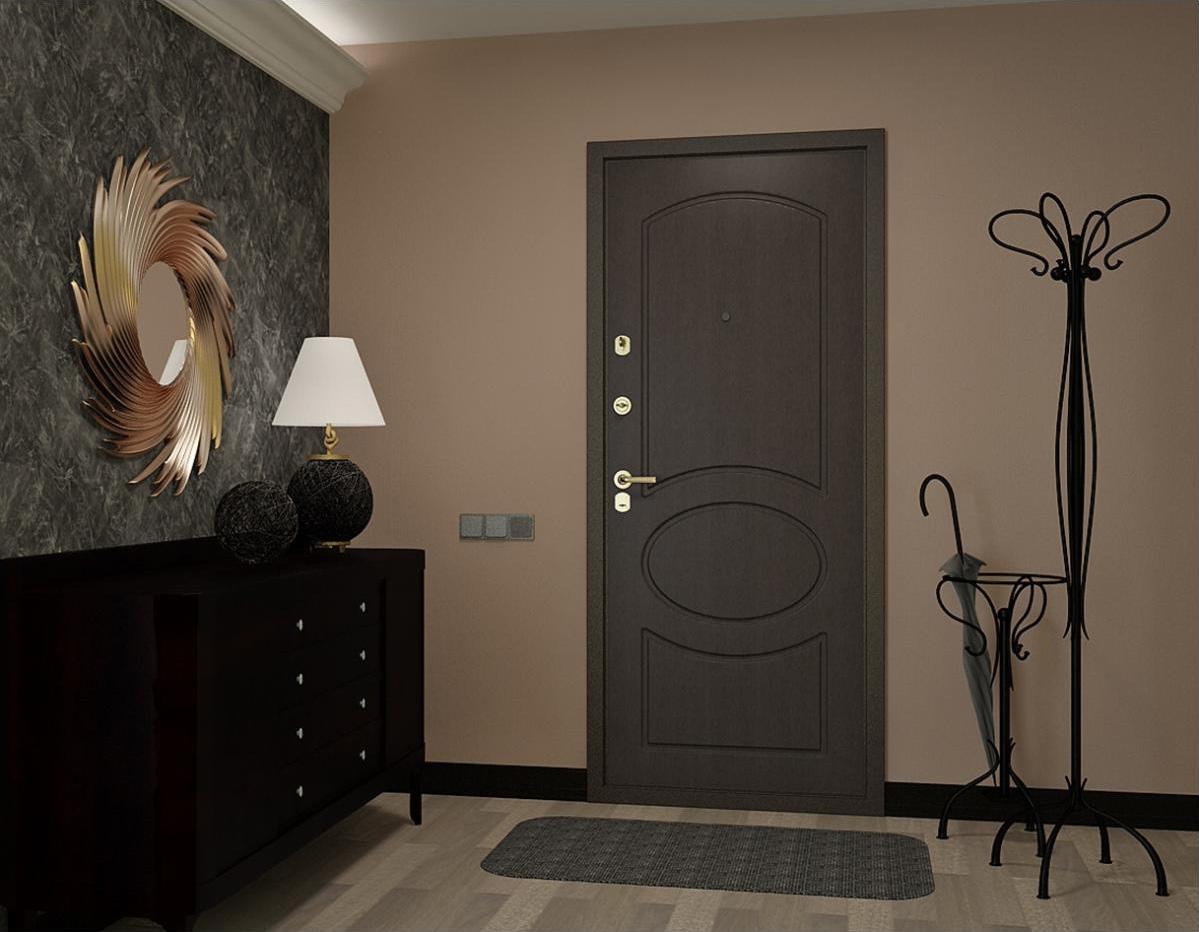 Дизайн двери