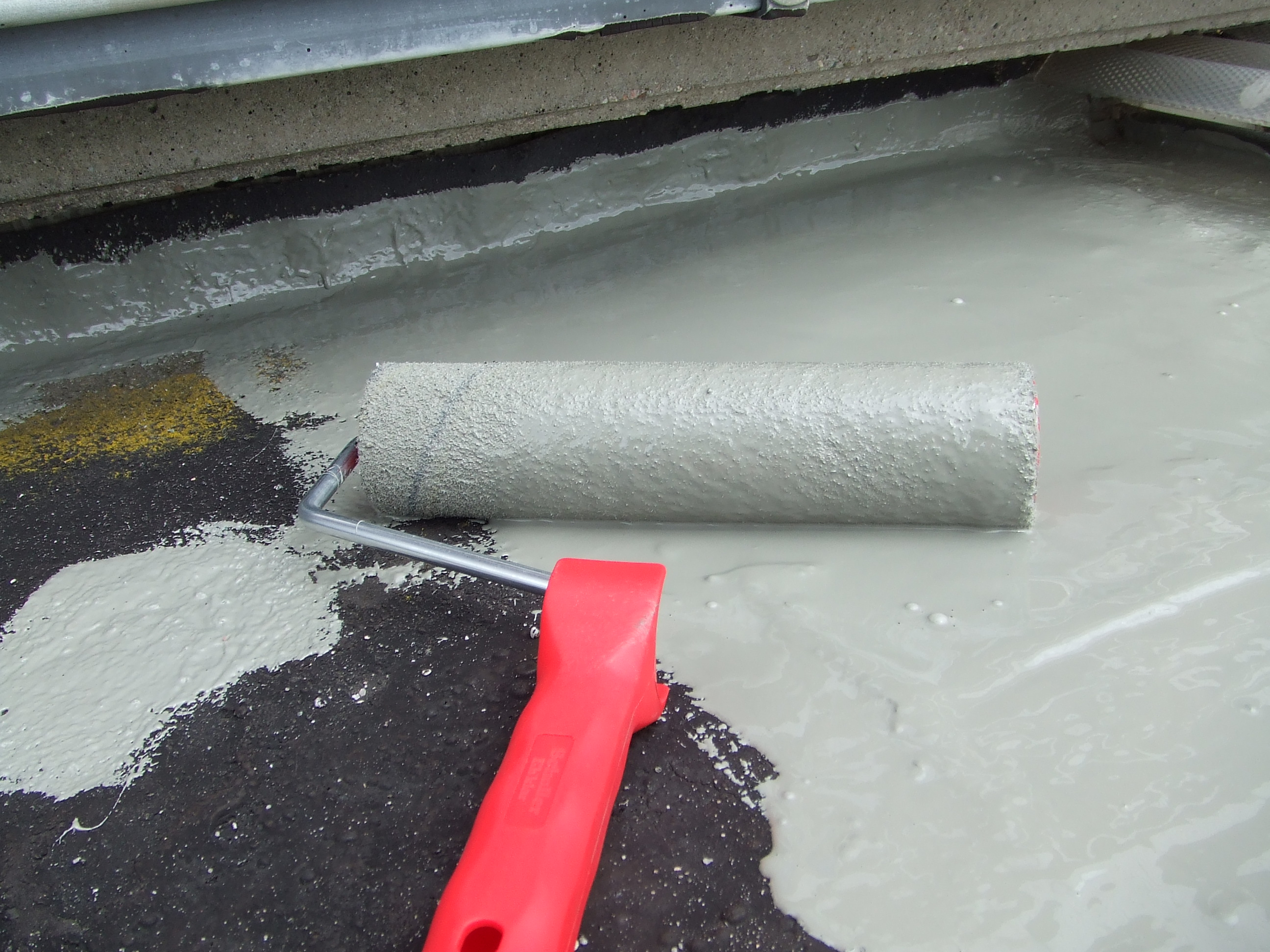 Гидроизоляция бетонконтактом