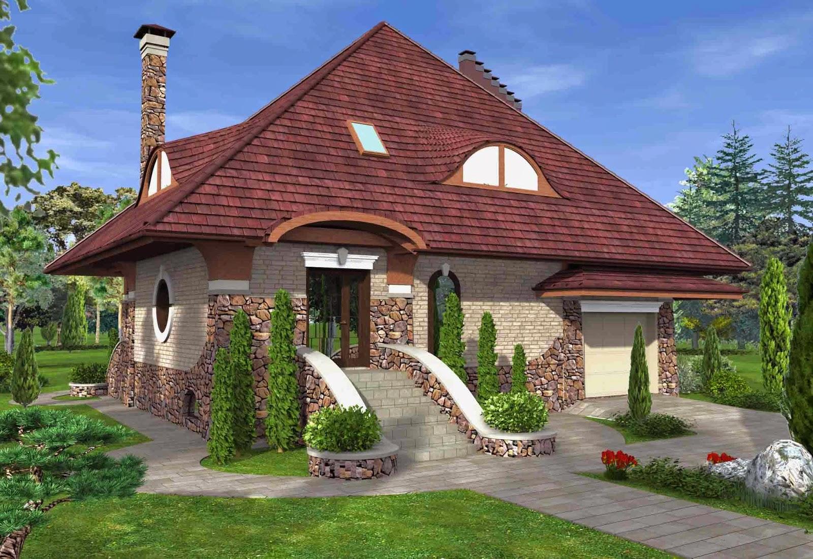 Баня с гостевым домом