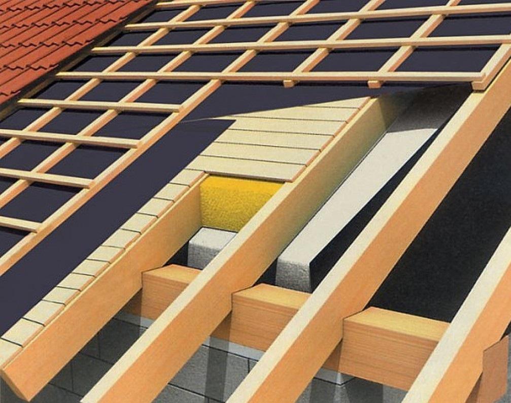 Проход и примыкание трубы на крыше из профнастила 2
