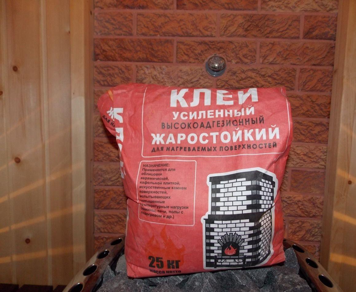 Обложить печь в бане кирпичом