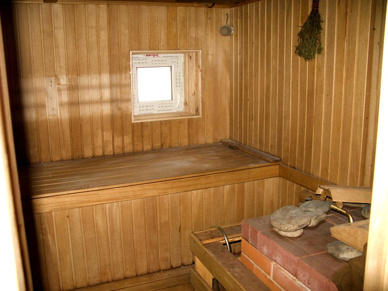 Выбор окон для бани