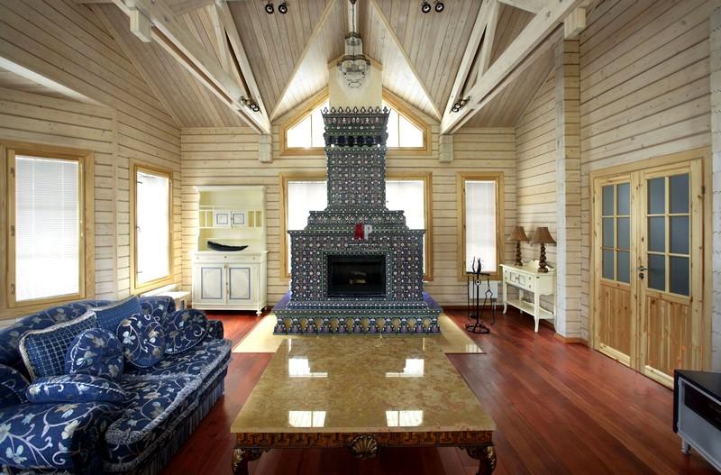 Разработка и создание уютного интерьера бани