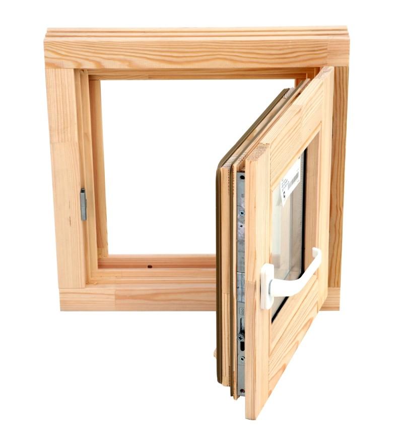 Рекомендации при проектировании деревянных окон в бане