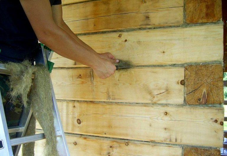Утеплить стены бани изнутри своими руками 6