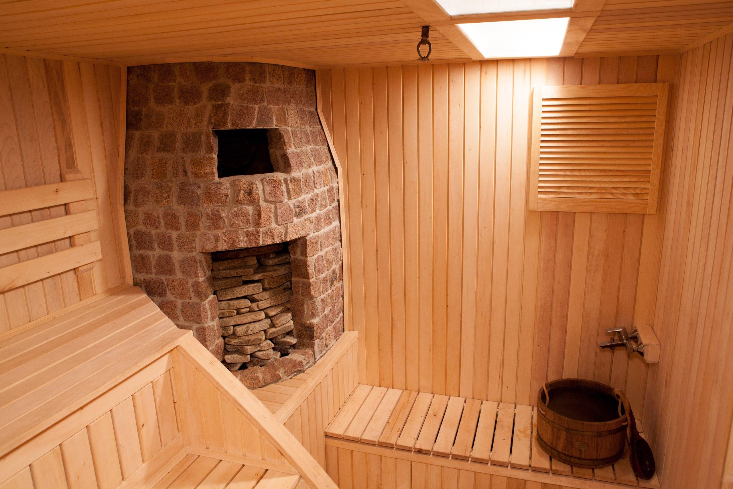 Отделка бани внутри (49 фото создаем уютную зону релакса) 12
