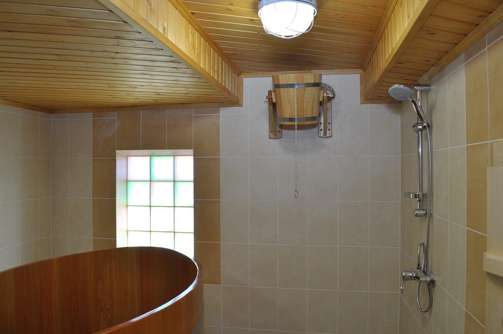Моечная в бане