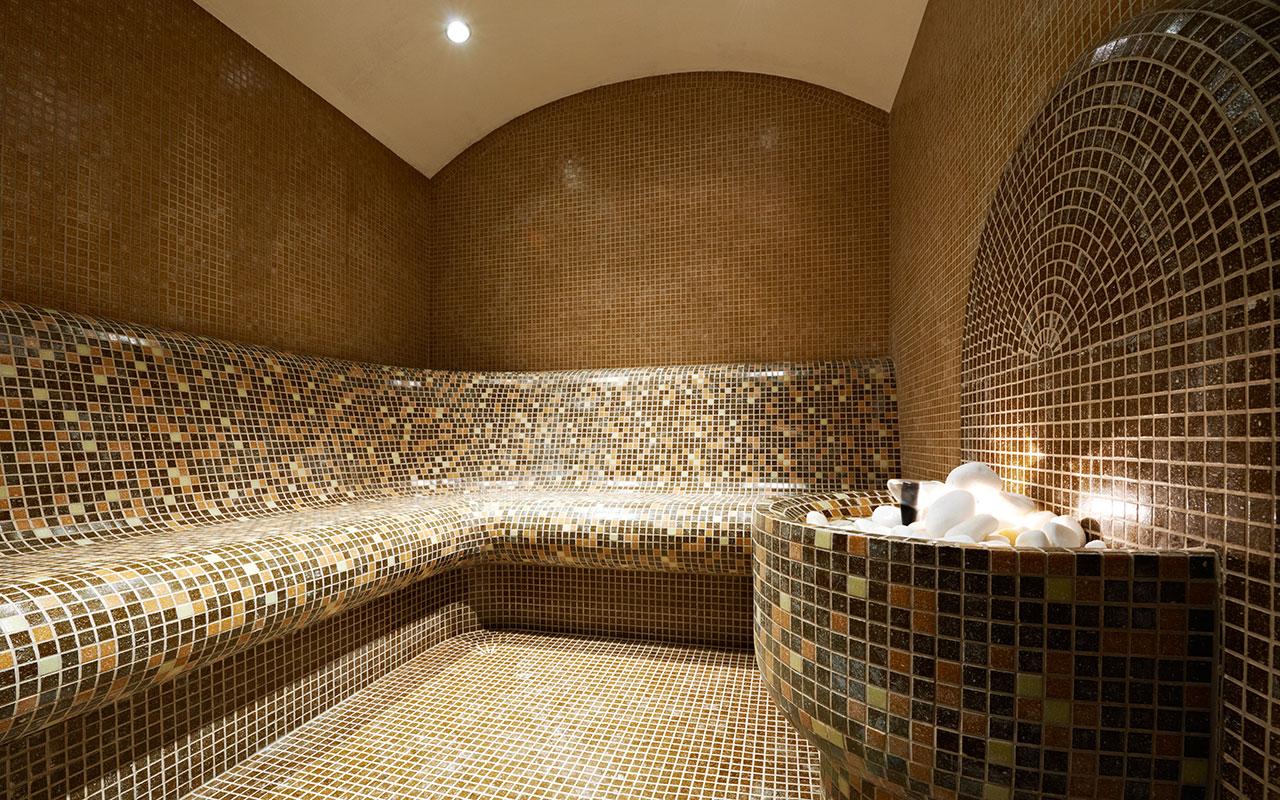 Оформление бани