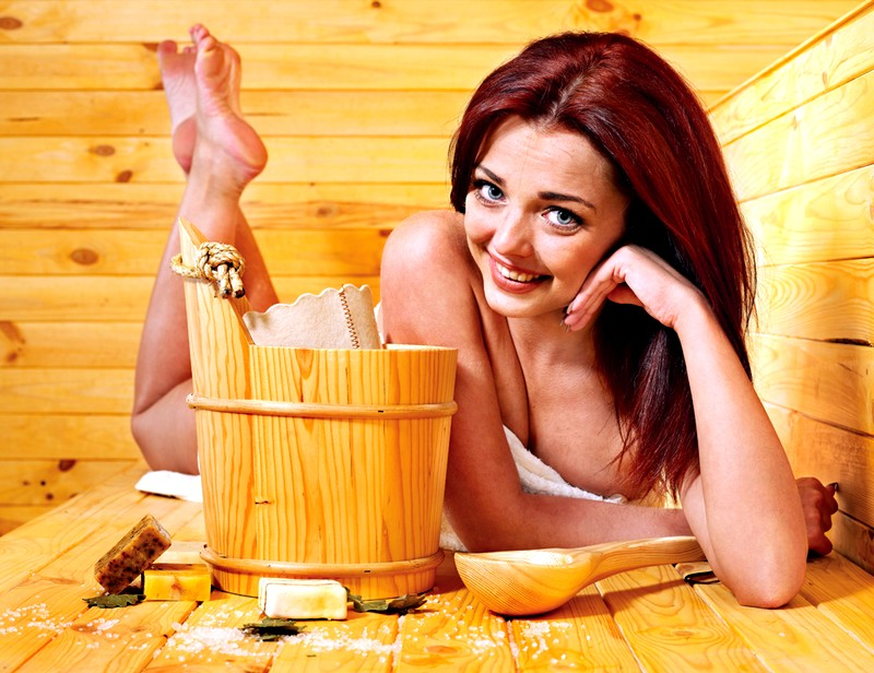 Как похудеть при помощи бани и сауны