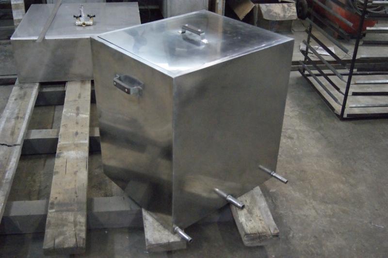 Выбор объёма металлического бака для воды
