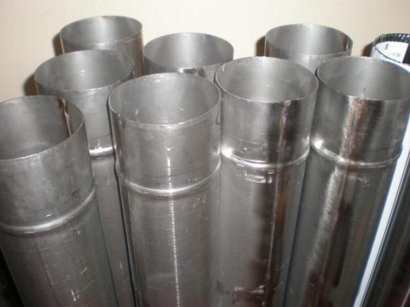Нержавеющие трубы для бани