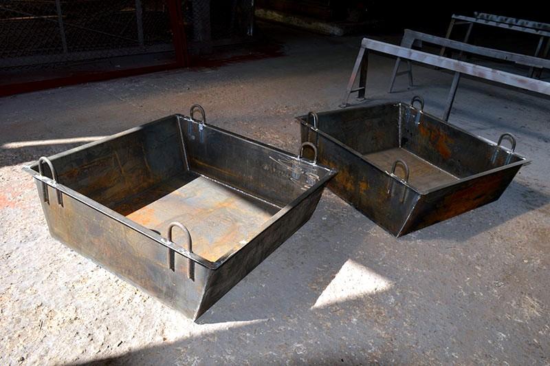 Резервуар для замешивания раствора