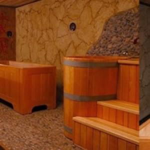 фото: Японская баня