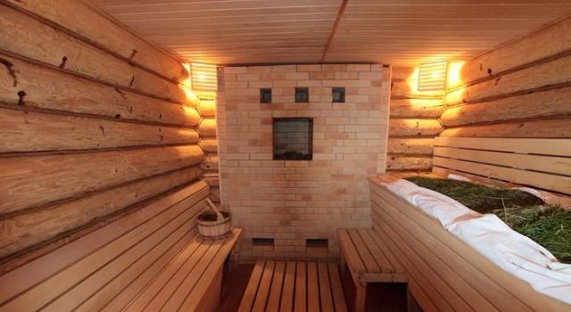 фото: финская баня своими руками