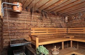 фото: как утеплить потолок бани