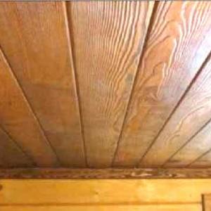 фото: настельной потолок
