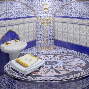 фото: Турецкая баня своими руками