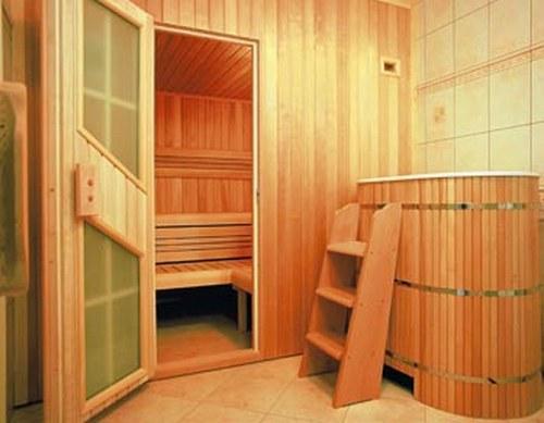 Потолок в моечной бани своими руками