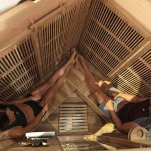фото: баня в квартире
