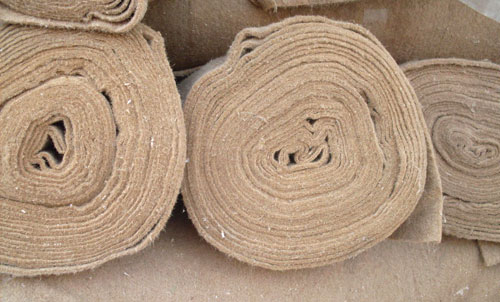 фото: джут для конопатки бани