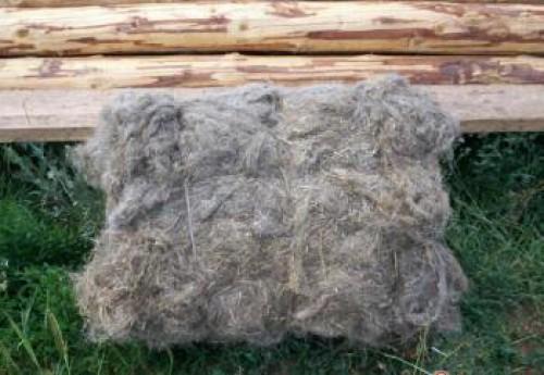 фото: пакля для конопатки бани